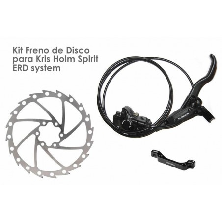 Kit Freno Shimano XT L-M785