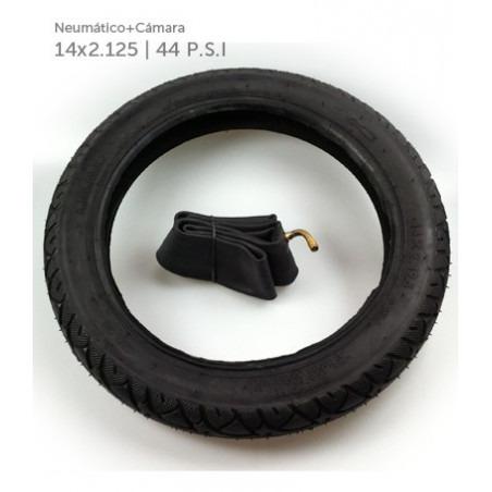 Neumático + Cámara para monociclo eléctrico