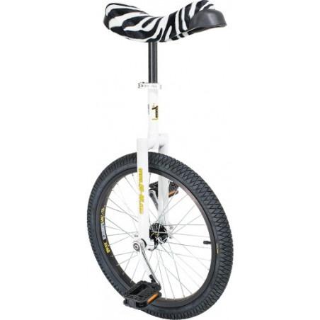 """Monociclo Freestyle: LUXUS CEBRA Qu-Ax 20"""" - ZEBRA"""