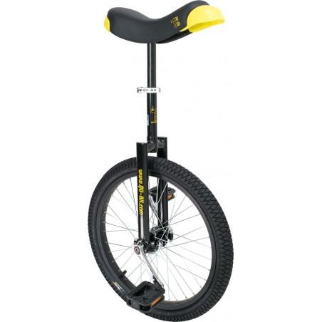 """Monociclo Freestyle: LUXUS NEGRO Qu-Ax 20"""""""