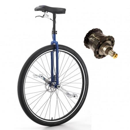 "Monociclo Kris Holm 36"" SPIRIT con Eje Schlumpf 2016"