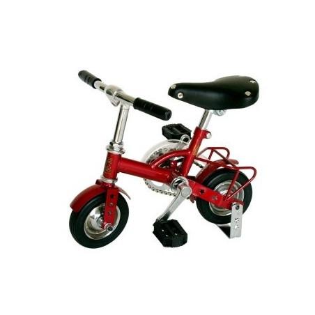 "Mini bici con ruedas de 6"" - Roja"
