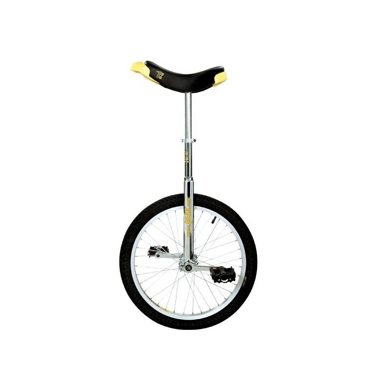 """Monociclo Freestyle: LUXUS CROMO Qu-Ax 20"""""""