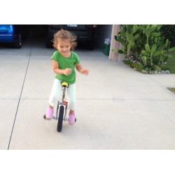 "Monociclo Mini LUXUS  12"" QU-AX - Monociclo niño"