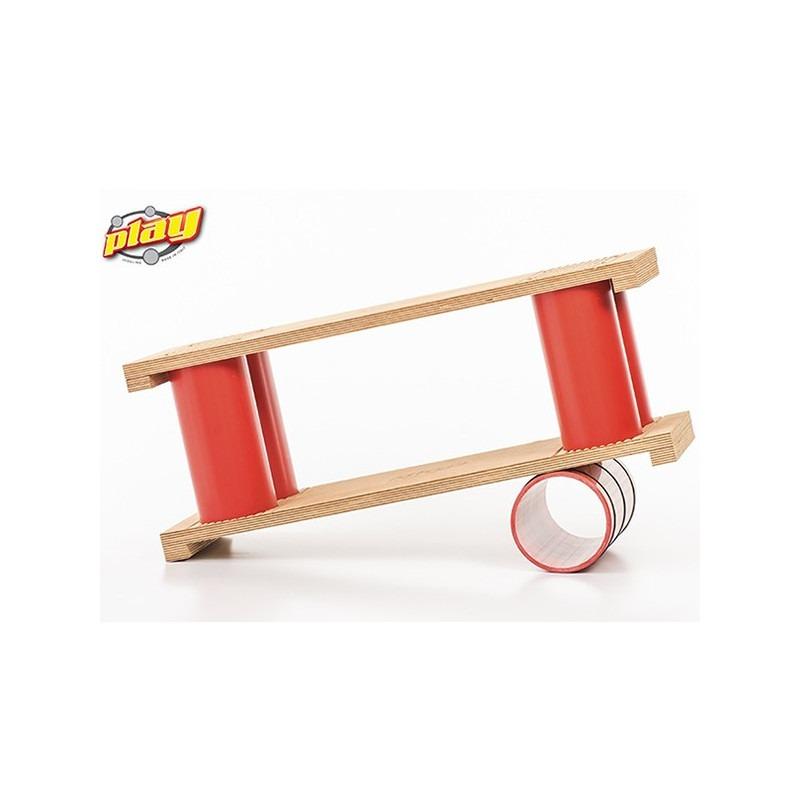 Set 2 alturas Rulo + Tabla de equilibrio Play Juggling