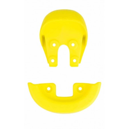 Agarre integrado y refuerzo Qu-ax Amarillo