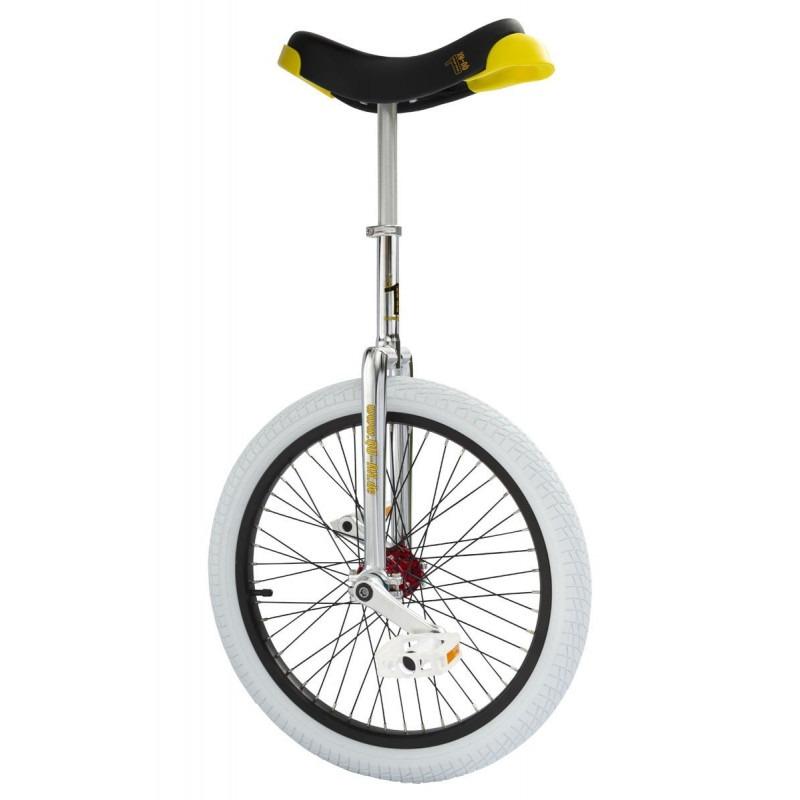 "Monociclo Professional Cromado 20"" - Lateral"