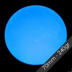 Pelota Acrílica Contact  Rolling UV 70mm 240g iluminada luz negra