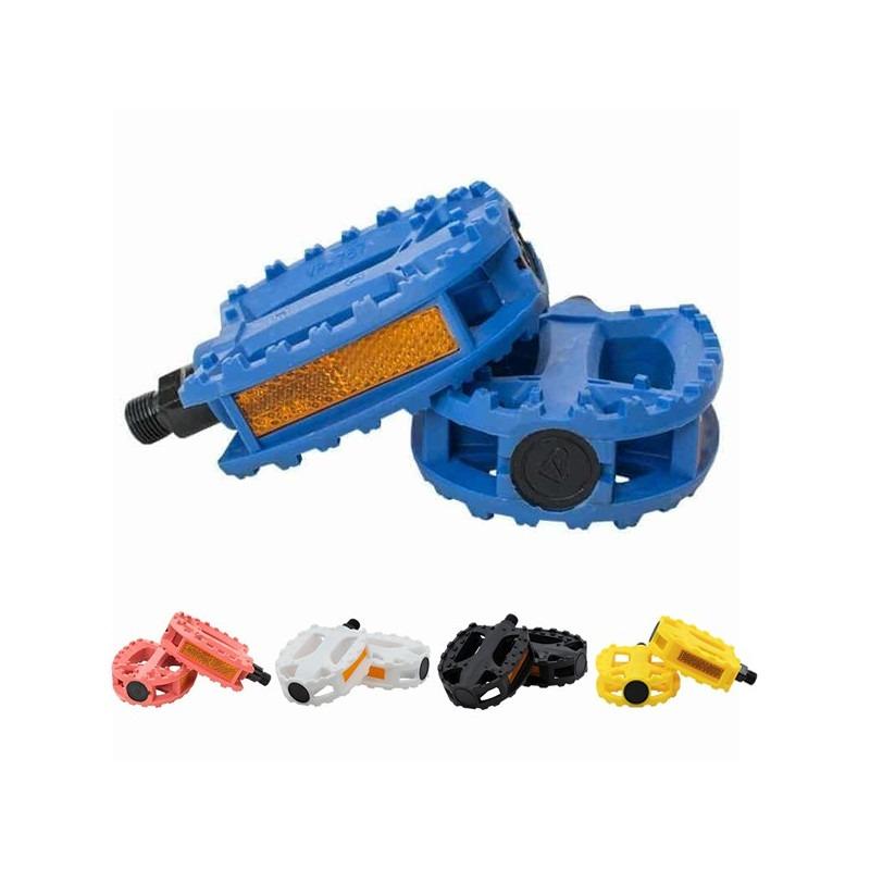 Pedales standard plástico - Todos los colores