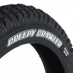 """Cubierta Trial - Maxxis Creappy Crawler 19"""" Detalle lateral"""