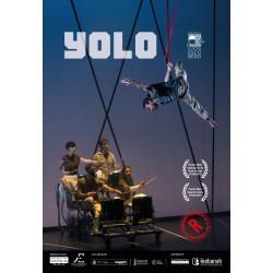 Cartel YOLO tamaño A3 (29,7...