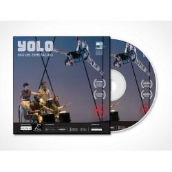 CD YOLO - Cía Lucas Escobedo