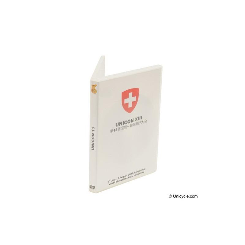 DVD Unicon XIII