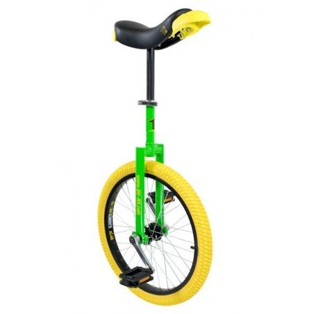 """Monociclo Freestyle: LUXUS  VERDE Qu-Ax 20"""""""