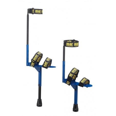 Zancos de pie  dos alturas - QU-AX